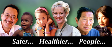 Safer Healthier People