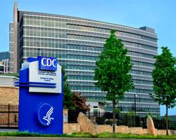 Photo of C.D.C. headquarters