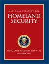Image of the Front Cover - National Strategy for Homeland Security