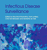 Cover of Infectious Disease Surveillance Book