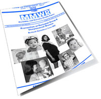 MORBIDITY AND MORTALITY WEEKLY REPORT - PREVENTION OF PERINATAL GROUP B STREPTOCOCCAL DISEASE COVER