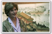 Link to Mrs. Bush's Visit to Asia 2005
