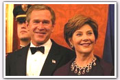 Link to Mrs. Bush's Trip to Eastern Europe and Russia