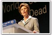 Link to Mrs. Bush's Visit to Jordan 2005
