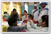 Link to Mrs. Bush's Visit to Afghanistan, India & Pakistan 2006