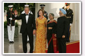 Link to Official Dinner for the Republic of India