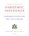 National Strategy for Pandemic Influenza-PDF