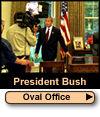 President Bush's Oval Office Tour