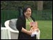 """Author Janet Wong reads """"Apple Pie 4th of July"""""""