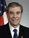 Photo of Carlos Gutierrez, Secretary of Commerce