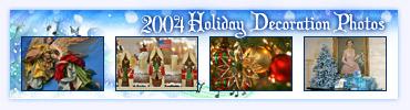 2004 Holiday Photos
