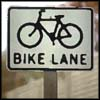Photo of Bike Crossing Sign