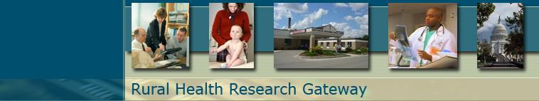 Rural Health Research Gateway