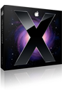 Mac OS X Leopard Box
