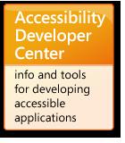Accessibility Developer Center icon