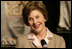 Mrs. Laura Bush addresses her remarks at The Big Read event Monday, April 16, 2007 at the Barnum Museum in Bridgeport, Conn. The Big Read is a nationwide initiative of the National Endowment of the Arts.