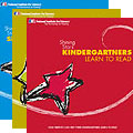 The Shining Stars Series - Kindergarten, First, and Second Graders Learn to Read