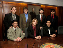 Federal Agencies Host Students During Information Technology Job Shadow day