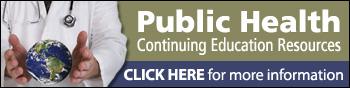 Public Health Continuing Education Resources