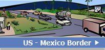 US - Mexico Border