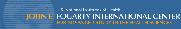 U.S. National Institutes of Health John E. Fogarty International Center for advanced study in the health sciences