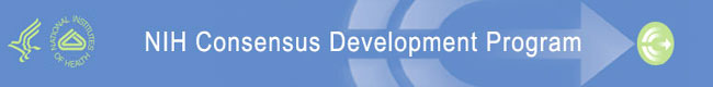 NIH Consensus Development Program Home Page