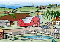 Print resolution Farm image