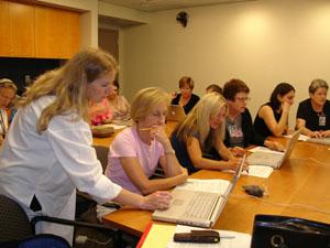 SGI Students in the Classroom