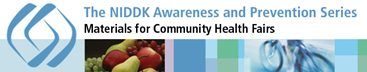"""NIDDK Awareness"" and Prevention Series logo."
