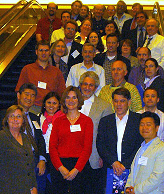 2005 ISSCR Annual Meeting attendees