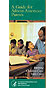 A Guide for African American Parents:  Helping Children Cope with Crisis (Brochure)