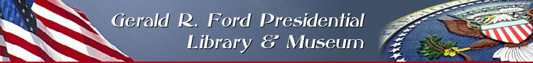 Gerald and Betty Ford Biographical Information