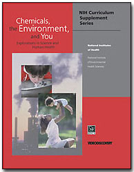 Supplement cover page for 'Chemicals, The Environment, and You: Explorations in Science and Human Health'