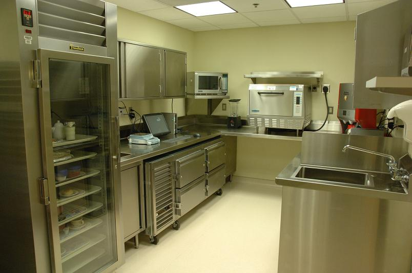 Metabolic Unit Kitchen