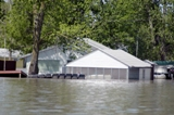 Photo of flooding in Missouri