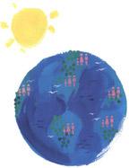 NICEATM-ICCVAM Earth and Sun Logo