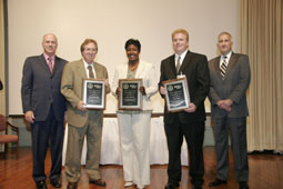The Chief Acquisition Officers Council recognizes award winners August 26, 2008.