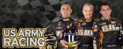 Photo of Army Racing team