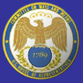 Ways and Means Committee Seal.