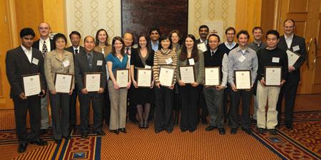 Recipients of NCI Director's Intramural Innovation Awards