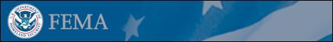 DHS Seal - FEMA 468x60 Banner