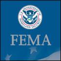 DHS Seal - FEMA 125x125 Banner