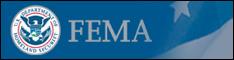 DHS Seal - FEMA 234x60 Banner