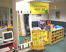 Photo of playroom