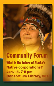 Community Forum Alaska Native Corporations