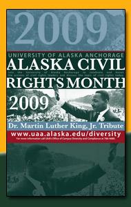 UAA's Alaska Civil Rights Month