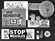 measles eradication campaign