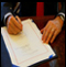 Signing of the Emergency Economic Stablization Act