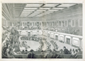The United States Senate in Session in Their New Chamber. 12-31-1859