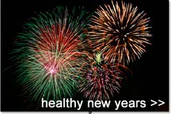 Healthy New Years Resolutions